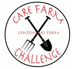 Care farm challenge banner logo